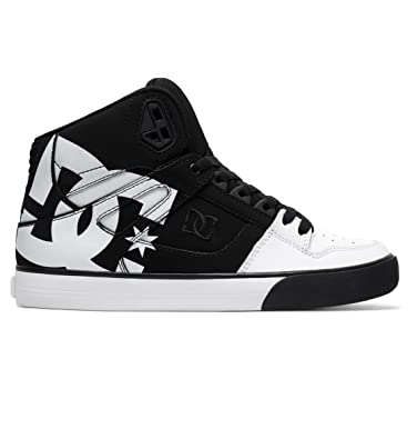DC Schuhes Pure WC SP High Top Schuhes for Men High Top Schuhes Men ...