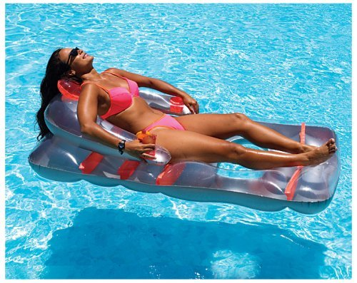 Swimline Inch Deluxe Lounge Chair