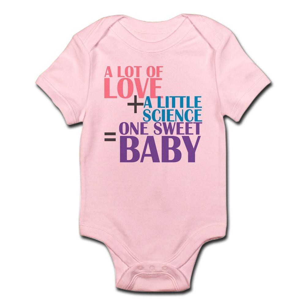 CafePress - IVF Baby Body Suit - Cute Infant Bodysuit Baby Romper