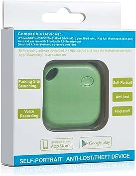 Aus Anti Lost Bluetooth Tracer Locator Gps Finder Alarm Tracker Pet Child Key Selfie Green Amazon Co Uk Diy Tools