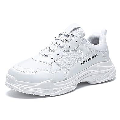 best service 07cf9 758cd Madaleno Chaussures de Sport Homme Mode décontractée Baskets Casual Sports  Entraînement