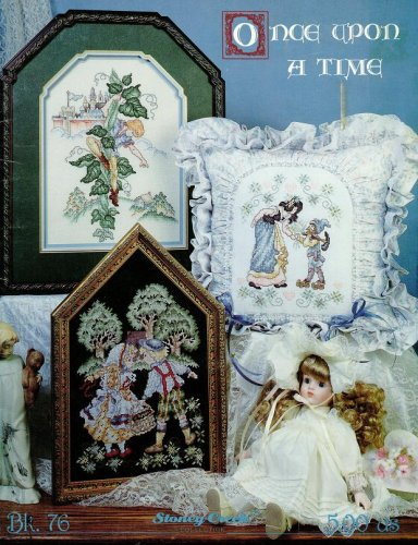 Once Upon A Time - Fairytales in Cross Stitch Patterns (Book 76)