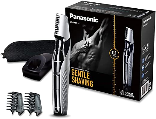 Panasonic ER-GK60-S503 - Recortadora de Barba y Precisión 3 en 1 ...