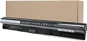 14.8V 40Wh 2600MAH M5Y1K External Battery Compatible with Dell Inspiron 14 3451 3467 Inspiron 15 3551 3567 5551 5555 5558 5559 5758 Inspiron 17 Series 5755 5756 5758 5759 4Cell High Performance