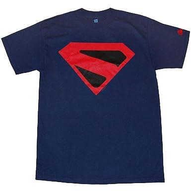 Amazon.com: Superman Kingdom Come Symbol T-Shirt: Clothing