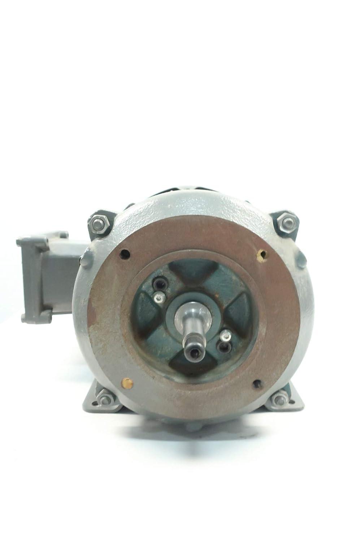 BALDOR 09909B BX434676 AC Motor 182CZ 3PH 3HP 3450RPM 208-230//460V-AC