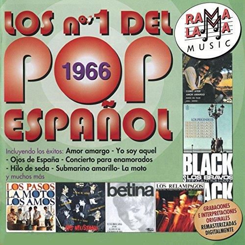 Los Nº 1 Pop Español 1966