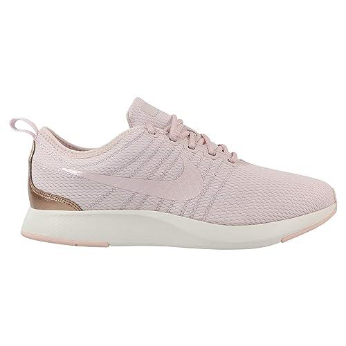 Nike Dualtone Racer (GS) Zapatillas Niños Rosa: Amazon.es: Zapatos y complementos