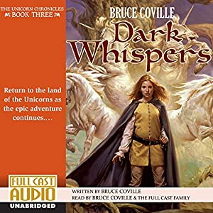 Dark Whispers Audiobook