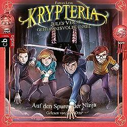 Auf den Spuren der Ninja (Krypteria - Jules Vernes geheimnisvolle Insel 3)