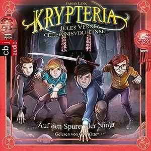 Auf den Spuren der Ninja (Krypteria - Jules Vernes geheimnisvolle Insel 3) Hörbuch