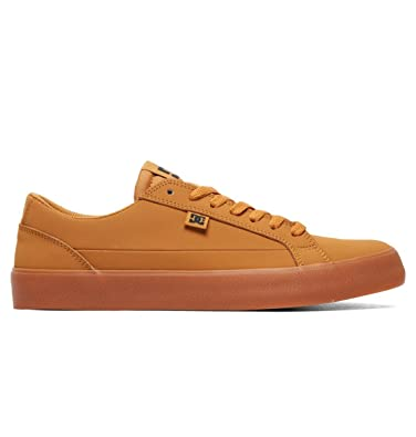 DC Shoes Lynnfield, Chaussures de Skateboard Homme, Marron (Wheat We9), 42 EU