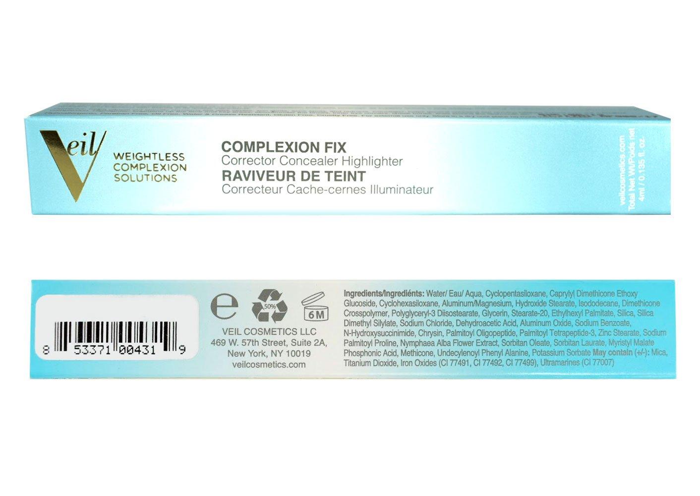 Veil Cosmetics COMPLEXION FIX (1G)