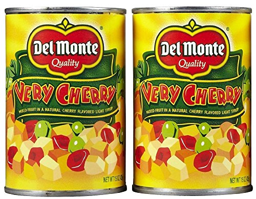 Del Monte Delmonte Very Cherry® Mixed Fruit in Light Syru...
