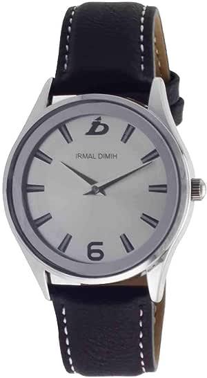 ارمل ديمية ساعة رسمية للرجال ,انالوج بعقارب ,اطار جلد ,ID0880054-4