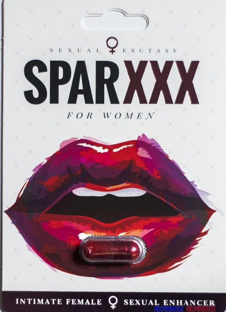 4 Plack SparXXX 2000 Intimate Female Sexual Exctasy Enhancer Pill by SPARXXX (Image #1)