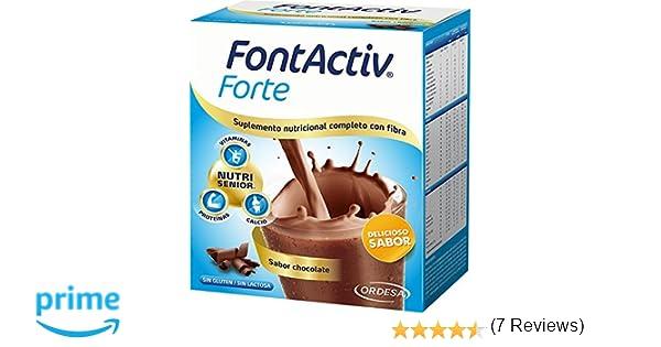 Fontactiv Forte Chocolate - 14 Sobres de 30gr