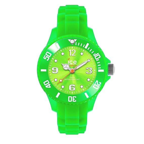 d783ae62ec74 Ice-Watch - ICE forever Green - Reloj verde para Niño con Correa de silicona