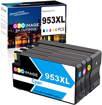 GPC Image 953XL Cartucho de Tinta Compatible para HP 953XL 953 XL ...