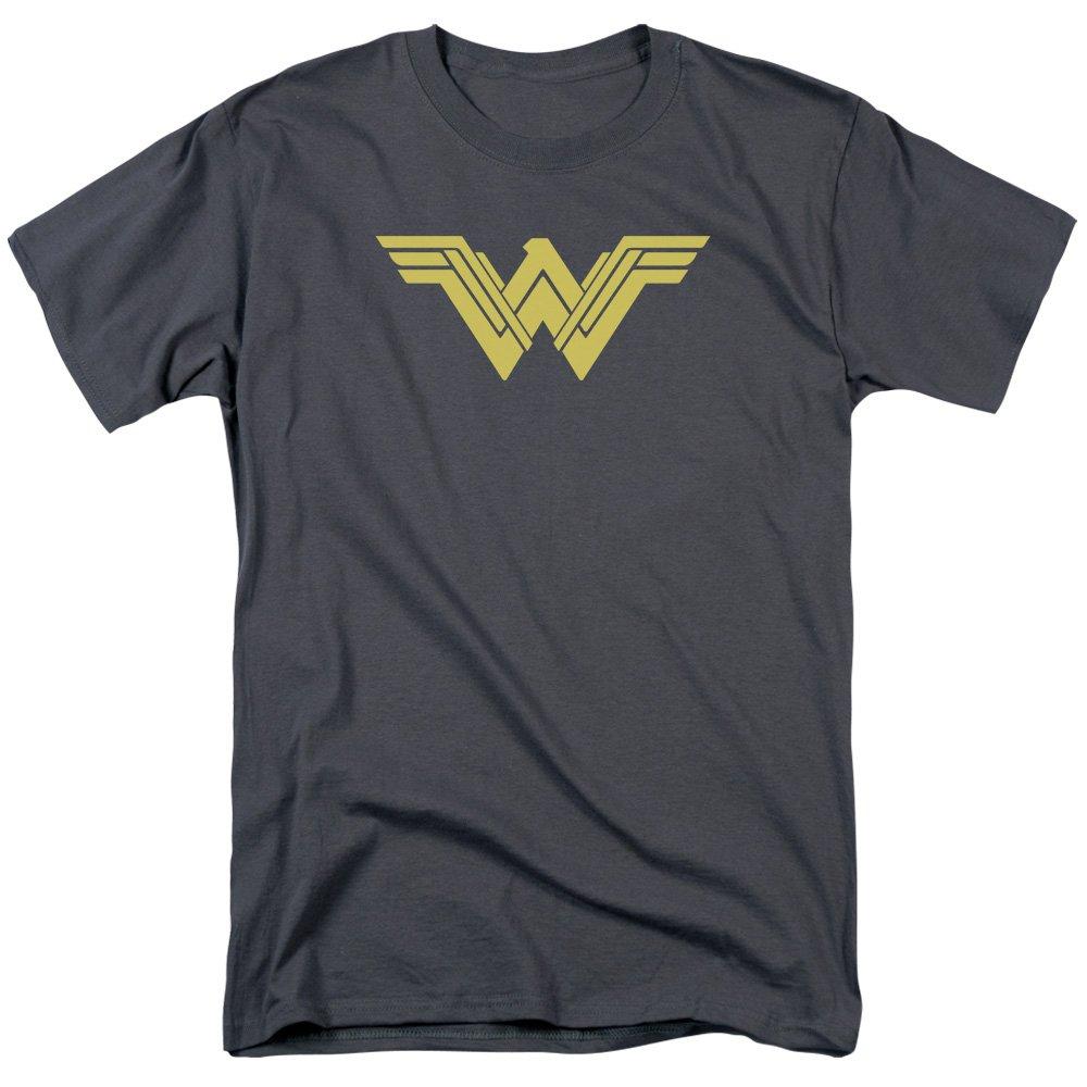 Batman V Superman Clean Line Logo Unisex Adult T Shirt For And