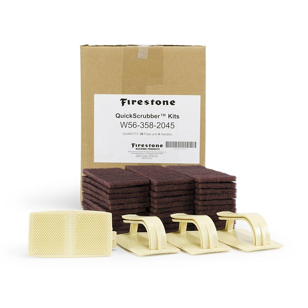 BestNest Firestone Quick Scrubber Kit