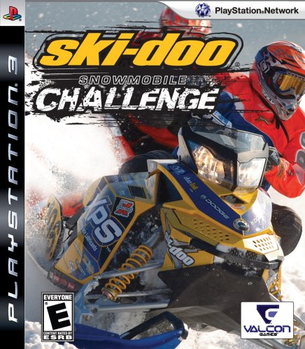 Ski Doo Snowmobile Challenge - Playstation - Wholesale Ski