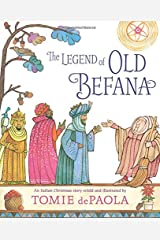 The Legend of Old Befana: An Italian Christmas Story Hardcover