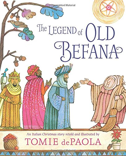 The Legend of Old Befana: An Italian Christmas Story by Simon & Schuster Books for Young Readers (Image #7)