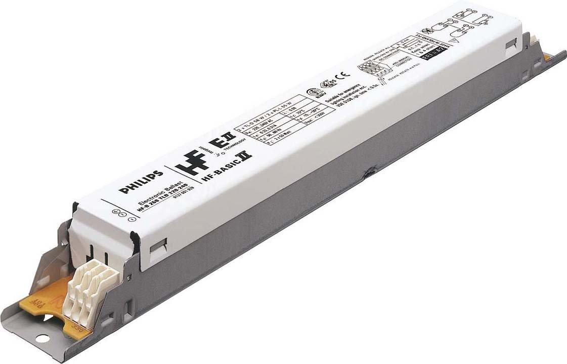 Philips elektronisches Vorschaltgerät EVG HF-B 2x 58 Watt ...