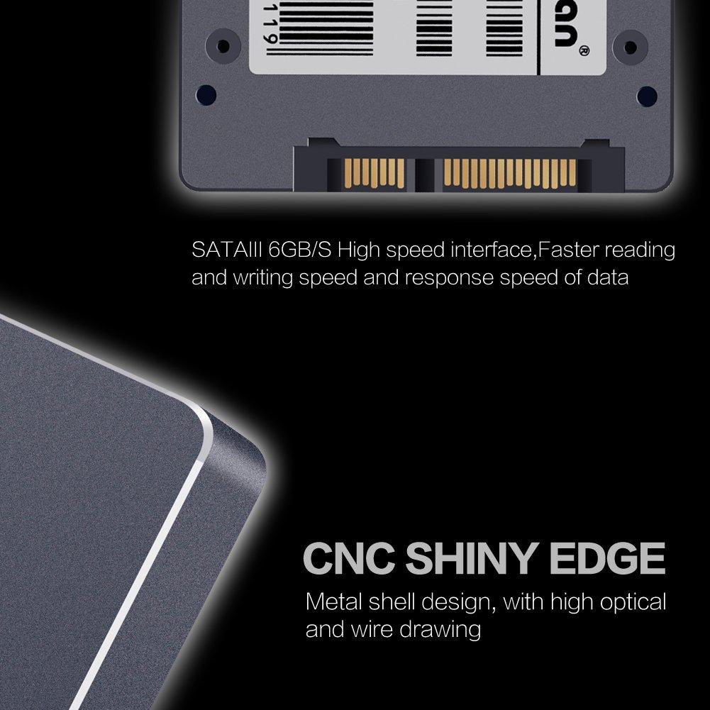 KingDian S200 Interne 60 GB SSD-Festplatte, MLC: Amazon.de: Computer ...