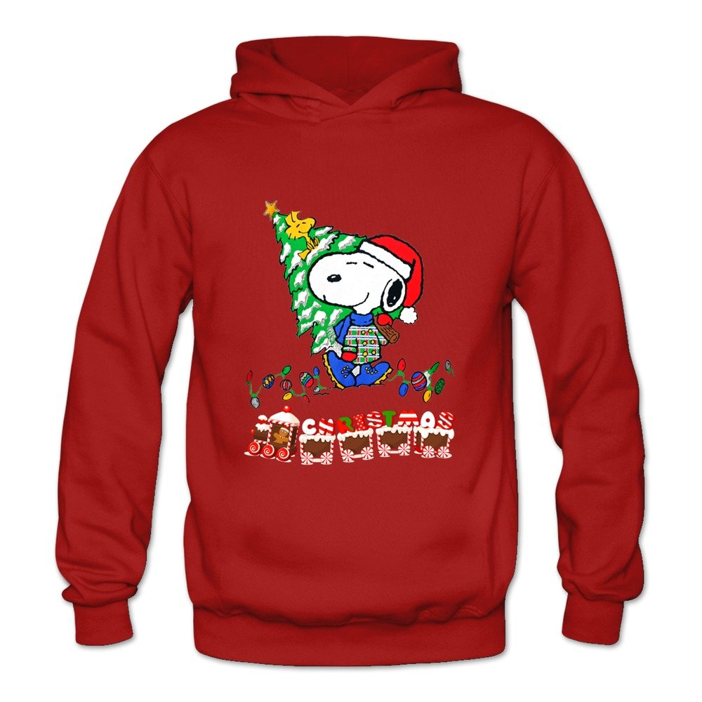 Peanuts Mens Snoopy Ugly Christmas Sweater