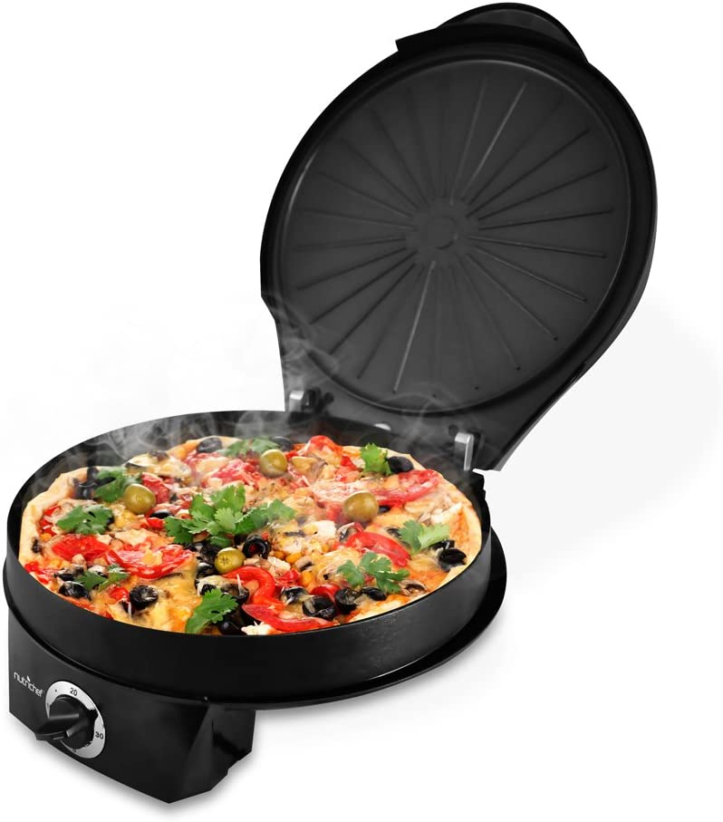 Top 10 Best Home Pizza Ovens Reviews in 2020 9