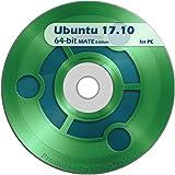 Ubuntu Linux 17.10 MATE DVD - OFFICIAL 64-bit release