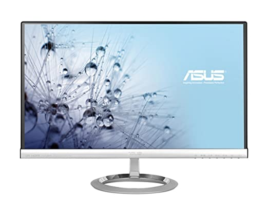 "192 opinioni per Asus MX239H Monitor, 23"" Full HD IPS 1920x1080, 250 cd/m2, Nero/Argento"