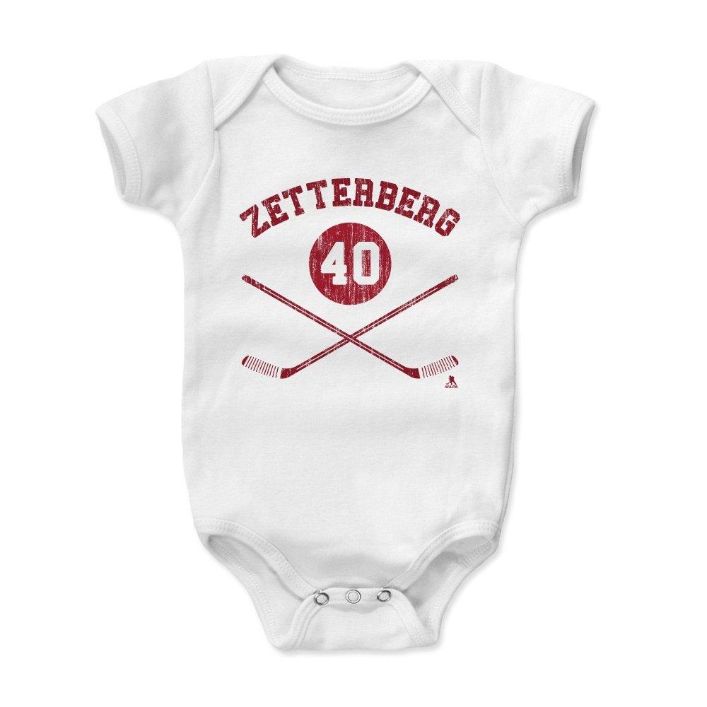 【本物保証】 500レベルのHenrik Zetterberg Infant & Baby Onesieロンパース – デトロイトHockeyファンギアNHLの公式ライセンス選手Association – & – Months Henrik Zetterberg Sticks R B01NAFPLB6 ホワイト 12 - 18 Months, モールジャパン:7a9077a2 --- svecha37.ru