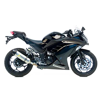 Escape LeoVince LV One Slip-on Acero Inoxidable Ninja 300 ...