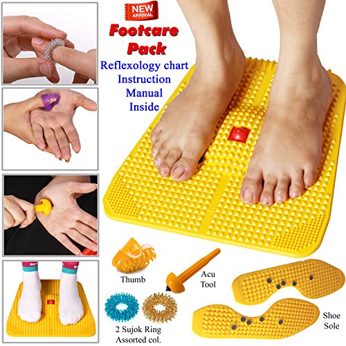 Acupressure Magnets Pyramids Relief Useful