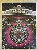 STAR TREK BEYOND Original Movie Carmike Cinemas Exclusive Promo Poster 18x24 - Chris Pine - Idris Elba offers