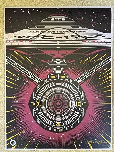 Star Trek Beyond Original Movie Carmike Cinemas Exclusive Promo Poster 18X24   Chris Pine   Idris Elba
