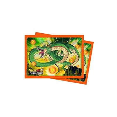 Dragon Ball Super: Standard Size Deck Protector Sleeves Set 3 Version 3: Toys & Games