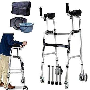 Andador para ancianos Walking Frames Andador plegable con ...