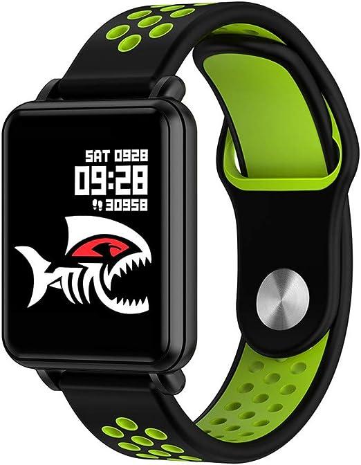 Webla Smart Watch L1 smartwatch hombres pantalla completa IP68 ...