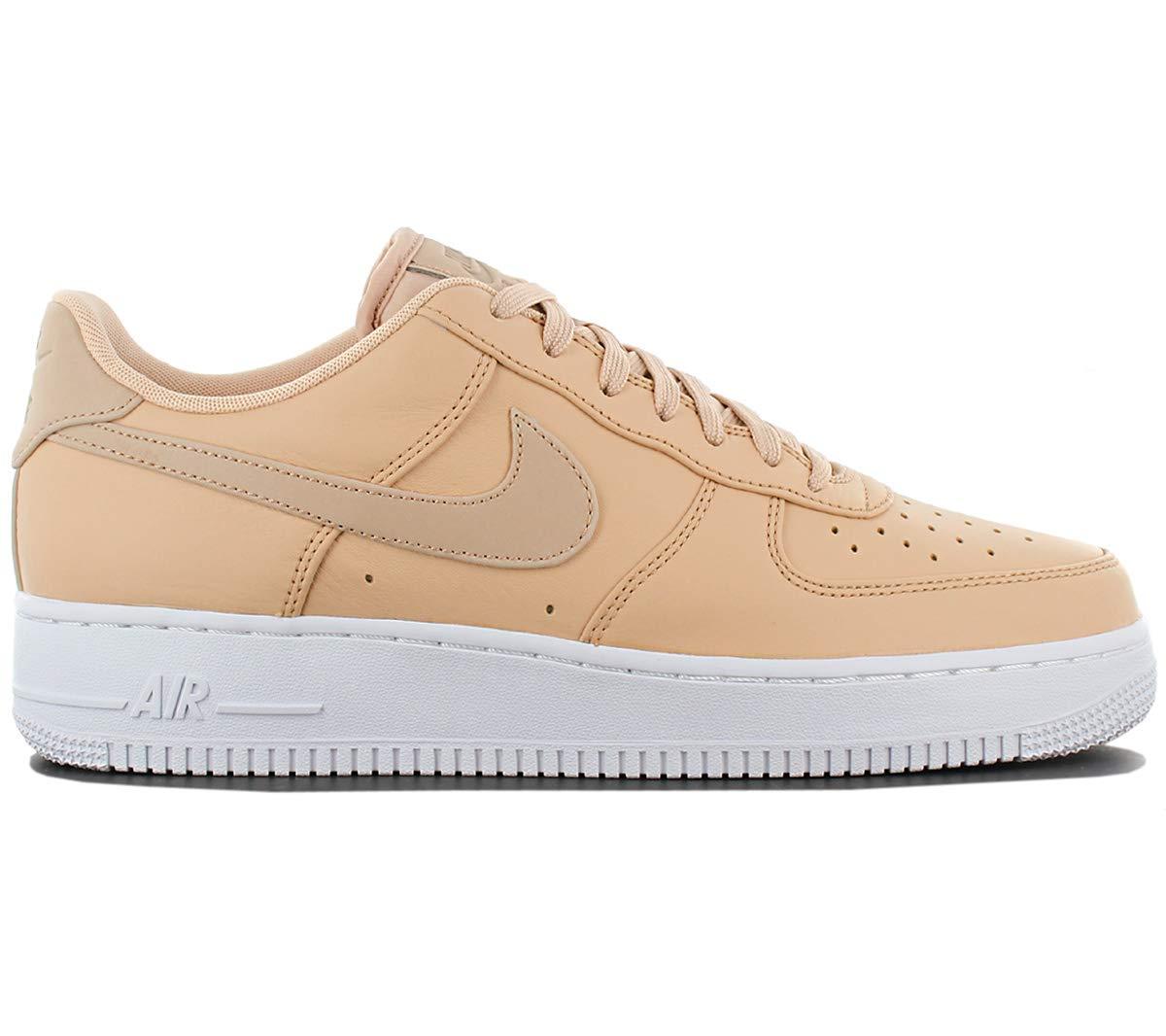 sale retailer b8255 5eeb4 Galleon - Nike Mens Air Force 1 07 QS Basketball Shoes (10.5)