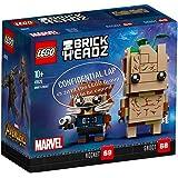 LEGO 乐高 拼插类玩具 BrickHeadz 方头仔-格鲁特与火箭浣熊(复仇者联盟) 41626 10+岁