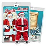 Santa Claus 8 Inch Action Figure