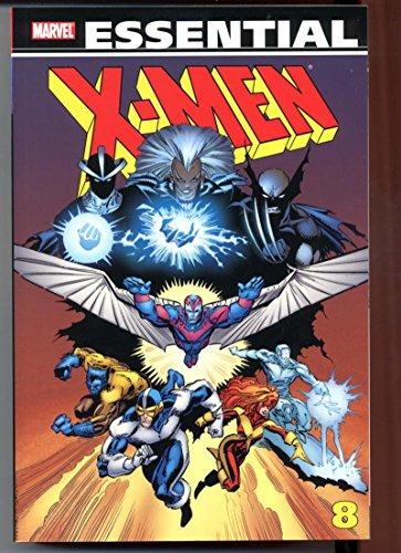 Essential X-Men #8 Marvel 1st Print 2011