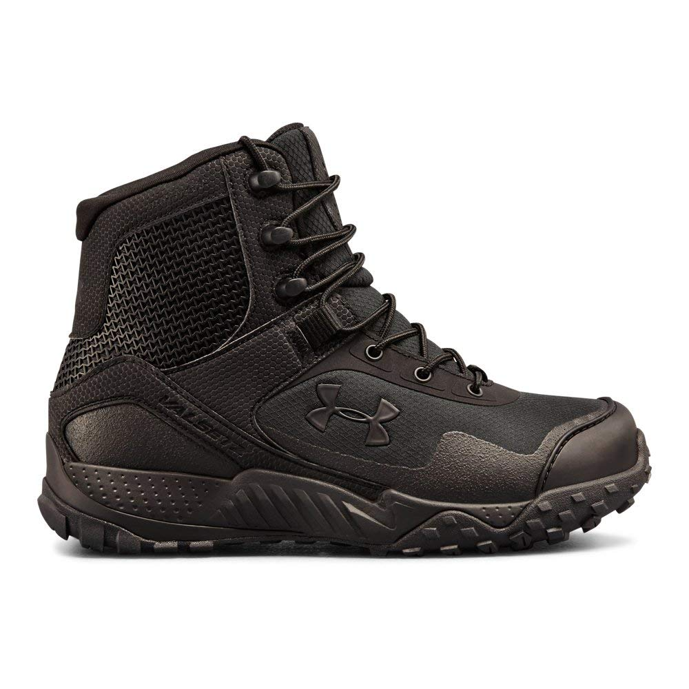 Under Armour Women's Valsetz RTS 1.5 Military and Tactical Boot (001)/Black, 8 by Under Armour