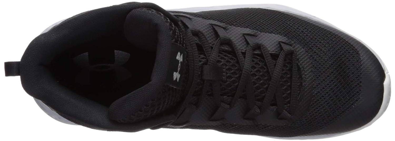Under Armour Jet Mid 3020623-003 Zapatos de Baloncesto para Hombre
