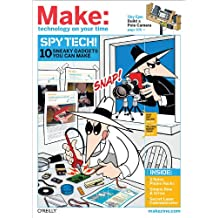 Make: Technology on Your Time Volume 16