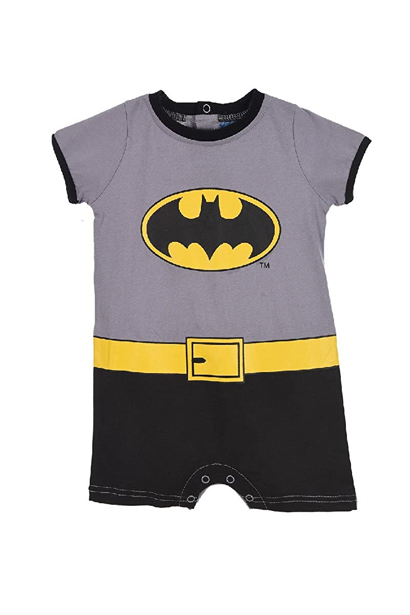 Barboteuse en coton bébé garçon Superman 22887